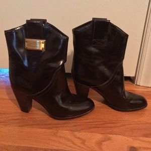 Never worn Marc by Marc Jacobs booties